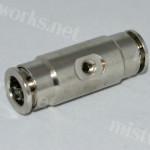 nozzle union / coupling 10/24 thread