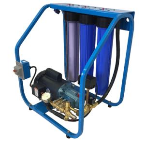 high pressure mist pump industrial
