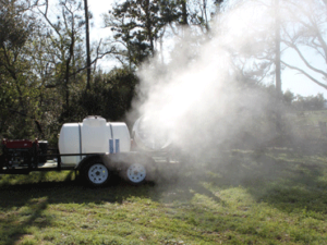 mobile mist trailer custom Mist Works