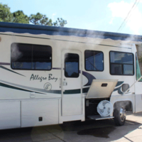 RV misting system by Mist Works