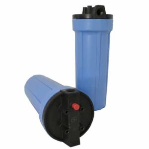 sediment water filter housing for mist pump
