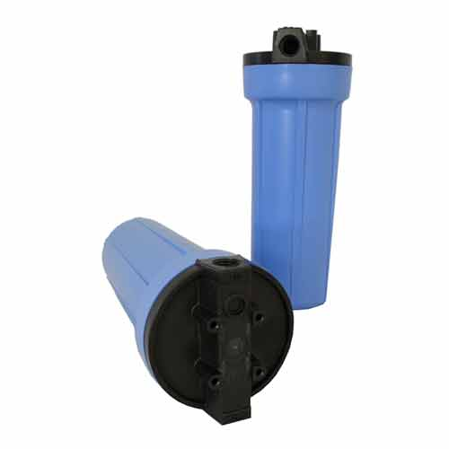 sediment water filter housing for mist pump