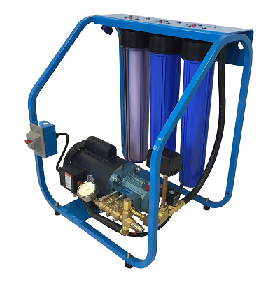 high pressure misting pump industrial heavy duty