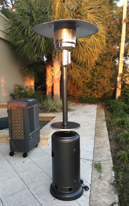 Rent Patio Heaters Mist Works