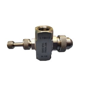"""air atomizing nozzles 1/4"""" stainless steel"""
