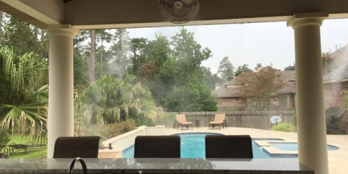 Residential Misters by Mist Works Mandeville