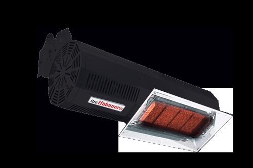 Habanero outdoor -Patio Heater NG