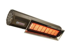 Habanero_heater_outdoor patio heater Natural Gas NG