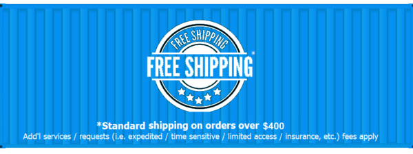 free ship over $400