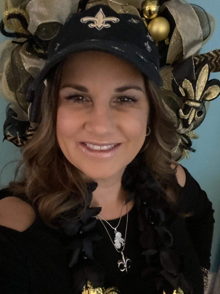 Gina Salvatore NOLA Who Dat Mist Works